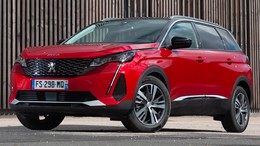 PEUGEOT 5008 SUV 2.0BlueHDi S&S GT Pack EAT8 180