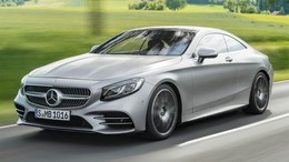 MERCEDES-BENZ Clase S Coupé 560 4Matic 9G-Tronic