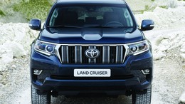 TOYOTA Land Cruiser D-4D Limited Aut.