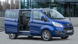 FORD Tourneo Custom Shuttle Grand 2.0TDCI Titanium Aut. 185