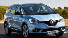 RENAULT Scénic Grand dCi Limited Blue 88kW