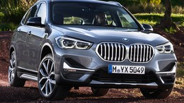 BMW X1 sDrive 20dA (4.75)