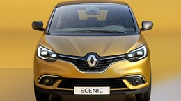 RENAULT Scénic Grand 1.3 TCe GPF Black Edition 117kW