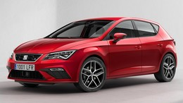 SEAT León ST 2.0TDI CR S&S FR Fast Edition 150
