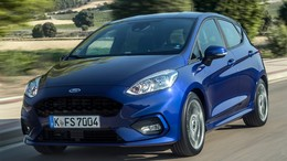 FORD Fiesta 1.0 EcoBoost S/S ST Line Red Edition 140
