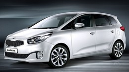 KIA Carens 1.7CRDi Eco-Dynamics x-Tech 115