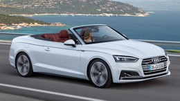 AUDI A5 Cabrio 2.0 TFSI Advanced Q. ultra S-T MH