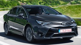 TOYOTA Avensis Wagon 2.2D-4D Executive