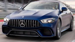 MERCEDES-BENZ AMG GT Coupé 63 4Matic+