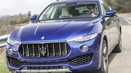 MASERATI Levante 350 Executive Aut.
