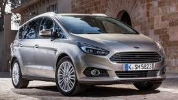 FORD S-Max 2.0TDCi Panther Titanium Powershift 190