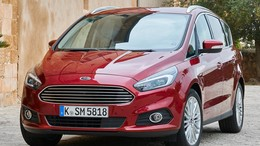 FORD S-Max 2.0TDCi ST-Line AWD Powershift 190