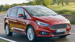 FORD S-Max 2.0TDCi Panther Titanium Powershift 150