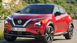 NISSAN Juke 1.0 DIG-T Premiere Edition 4x2 DCT 7 117