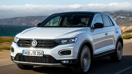 VOLKSWAGEN T-Roc 1.6TDI Advance