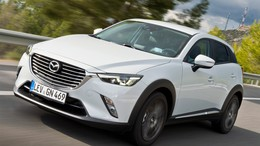 MAZDA CX-3 1.8 Skyactiv-D Evolution Design 2WD 85kW