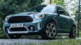 MINI Countryman Cooper SE ALL4 Aut.