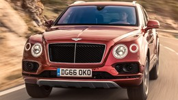 BENTLEY Bentayga 6.0 W12 Speed