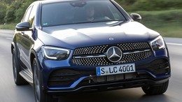 MERCEDES-BENZ Clase GLC Coupé 200d 4Matic 9G-Tronic