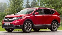 HONDA CR-V 1.5 VTEC Executive 4x4 173