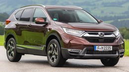 HONDA CR-V 1.5 VTEC Executive 4x4 CVT 193