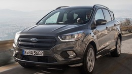 FORD Kuga 2.0TDCi Auto S&S ST-Line Limited Edition 4x4 PS 150