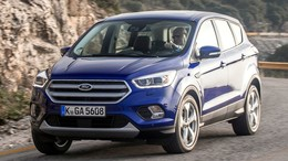 FORD Kuga 2.0TDCi Auto S&S Titanium Limited Edition 4x2 Aut. 120