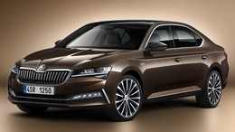 SKODA Superb Combi 1.5 TSI Ambition DSG