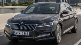 SKODA Superb Combi 1.5 TSI Active DSG