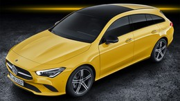 MERCEDES-BENZ Clase CLA Shooting Brake 250 4Matic 7G-DCT