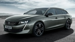 PEUGEOT 508 SW 2.0 BlueHDi S&S Allure EAT8 160