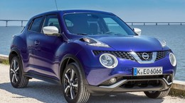NISSAN Juke 1.6 N-Connecta 4x2 XTronic CVT 112