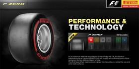Fórmula 1 2012: Pirelli usará 45.000 neumáticos
