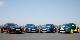 El Renault Mégane RS se convierte en un Fórmula 1