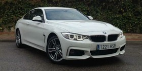 BMW 435i Coupé xDrive 2014: la máxima expresión de la Serie 4