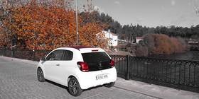 Prueba: Peugeot 108 Top! Puretech 82 CV 2014