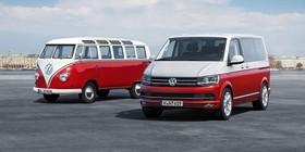 Nuevo Volkswagen T6 ya disponible en España