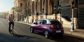 Nueva serie especial del Peugeot 108 Dual 2015