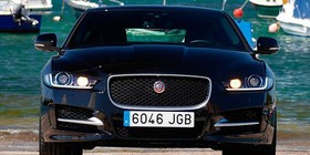 Prueba del Jaguar XE 2.0d 180 CV 2015