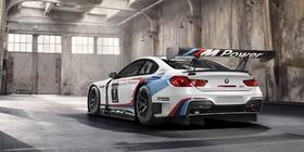 BMW M6 GT3, un espectacular coche de competición para Frankfurt