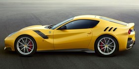 Ferrari F12tdf, la nueva joya salida de Maranello