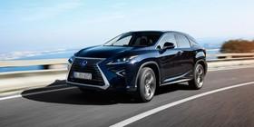 Presentación y prueba Lexus RX 450h 2016