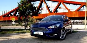 Prueba Ford Focus Titanium 1.0 Ecoboost 125 CV