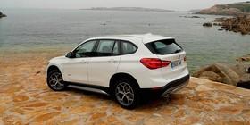Prueba del BMW X1 18d S-Drive automático 2016