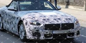 Nuevas fotos espía del BMW Z5