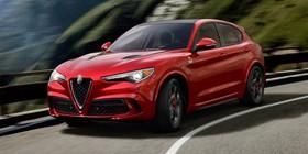 Alfa Romeo Stelvio: primeras fotos del SUV de Alfa Romeo
