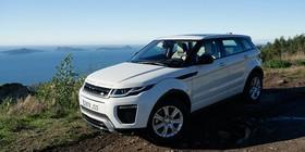 Prueba del Range Rover Evoque de 150 CV diésel 2016