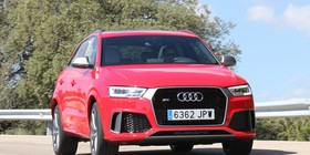 Prueba del Audi RSQ3 2.5 gasolina 340 CV