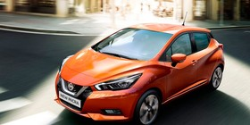 Nuevo Nissan Micra 2017, desde 13.500 euros en España
