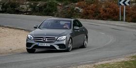 Prueba del Mercedes Clase E 220d 2016